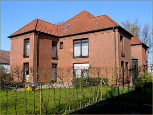 Das Brüderhaus an der Moltkestraße