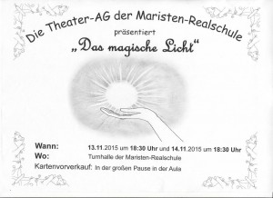Theaterplakat